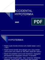 Accidental Hypotermia