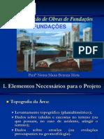 1-Concepcao de Obras de Fundacoes