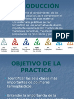 Identificacion de Plasticos