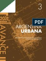 Argentina Urbana Planeamiento estratégico territoial