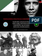 Ideologias Politicas  Contemporaneas