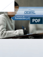 Catálogo de Formación CIESPAL