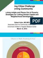 Kahn Building Working Cities Challenge 3.12.2015