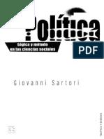 01._Sartori_-_La_Pol+â-¡tica[2]