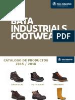 Catalogo Bata Industrial 2015-1