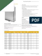 Hoffman A24H2008SSLP Datasheet
