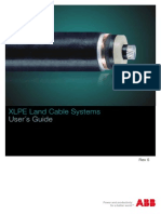 XLPE Land Cable Systems 2GM5007GB Rev 56789101112