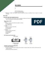 Electronics Module 3
