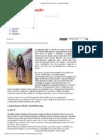 Imigração Árabe No Brasil - MiniWeb Educação