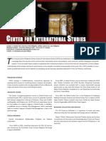 Center for International Studies