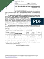 Res 018-Aprobacion de Matricula