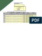 Hidraulički Proračun-K2 Glavni Vod