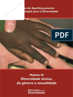 UFBAModuloIII Educacao Para a Diversidade