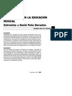 FLAMENCO MUSICA EDUCACIÓN