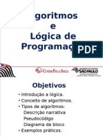 Algoritimos ADS FATEC Ciclo 01