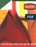 Manual Valteck