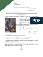 Química Orgânica Testes e Exames 06