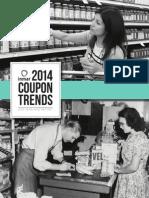Inmar 2014 Coupon Trends Report