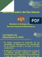 Marco Normativo Del Gas Natural-GustavoNavarro