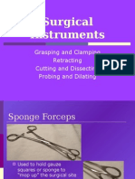 Basic Surgical Instruments | Medical Specialties