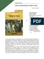 Resenha Aciomar de Oliveira