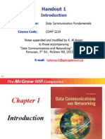 Data Communication Fundamentals