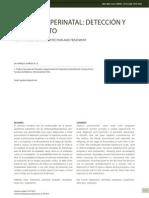 Depresion Perinatal Deteccion Tratamiento