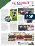 Hudson~Litchfield News 6-19-2015
