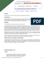 Manual de Uso y Mantenimiento de Manómetros