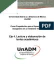 PD Eje 4 Lectura y Elaboración de Textos Académicos29.04.15