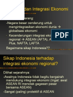 PI - Indonesia Dan Integrasi Ekonomi