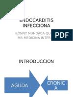 Endocarditis Infecciona
