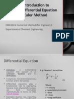 numerical method heun's method