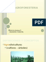 5. AGROFORESTERIA
