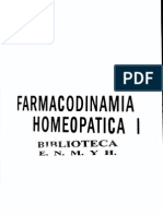 Farmacodinamia heopática