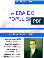 Aula Inicial Vargas