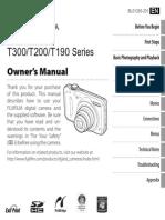 Finepix t200t300series Manual 01