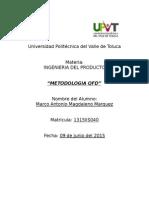 Metodologia QFD