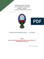 Bolivia Indicadores Del Comercio Exterior Al 1º Cuatrimestre Del 2015