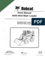 BOBCAT M.peças 6904244