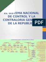 EL SISTEMA NACIONAL DE CONTROL Y LA CONTRALORIA GENERAL DE LA REPUBLICA