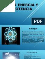 Energia y Potencia
