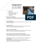 task sheet and topics for diorama
