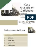 Caffebene Case