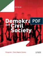 DEMOKRASI DAN CIVIL SOCIETY