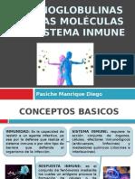 Inmunoglobulinas y Otras Moléculas Del Sistema Inmune