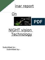 Night Vision Technology Pdf