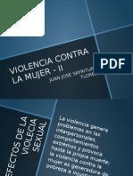 Violencia Mujer 2 Parte