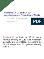 Problems Ch01 Ch02.2015 I