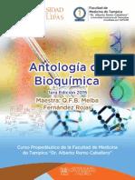 Antología Bioquímica Q.F.B. Melba Fernandez Rojas